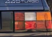 Volvo 440 turbo gasolina car