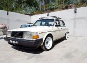 Volvo 244 gl muito engracado gasolina car