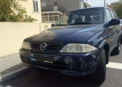 SsangYong Musso 2.9TDI