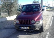 Vendo jeep 4x4 korando car