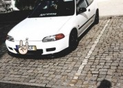 Honda civic eg4 swap completo vti car