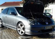 Honda civic sport car