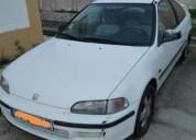 Honda civic coupe esi gasolina car