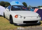 Honda delsol esi 1 gasolina car