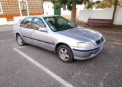 Vendo troco honda civic 2000 impecavel 1 4 car