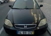Honda civic a c 01 2000 gasolina car