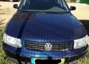 Volkswagen passat diesel car