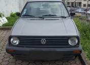 Vw golf ii 1 3 confort line gasolina car