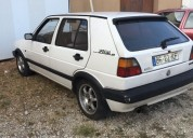 Vendo golf mk2 car en monção