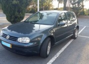 Volkswagen golf confortline gasolina car