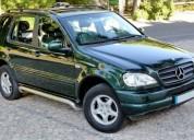 Mercedes ml 270 cdi diesel automatico diesel car