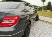 Mercedes coupe diesel car
