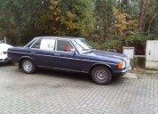 Mercedes benz diesel car