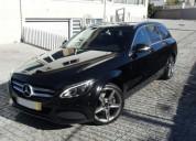 Mercedes benz c 220 cdi bluetec avantgarde pele amg diesel car