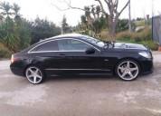 Mercedes coupe amg diesel car