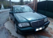 Mercedes 250 d car en arronches