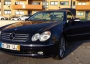 Mercedes clk 200 kompressor amg com impecavel e nacional gpl car