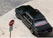 Mercedes 1984 diesel car