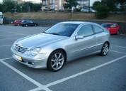 Mercedes 220 cdi coupe diesel car