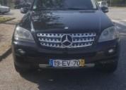 Mercedes benz ml 320 cdi diesel car