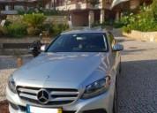 Mercedes benz c 200 avantgard diesel car