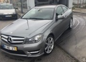 Mercedes benz cdi coupe diesel car