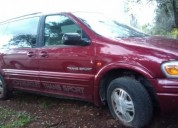 Chevrolet venture 2002 para pecas gasolina car