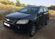 Chevrolet captiva diesel car