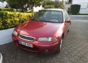 Rover 200 td impecavel diesel car