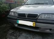 Vendo ou troco rover 416 tourer motor honda gasolina car