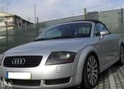 Audi tt 1 8 gasolina car