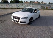Audi a5 coupe 2 0 diesel car