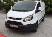 Ford transir custom car