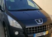 Peugeot 3008 diesel car