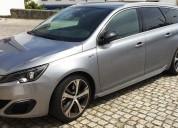 Peugeot 308 sw 2 0 bluehdi gt diesel car