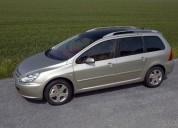 Peugeot automatic 2004 gasolina car