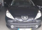 Peugeot 207 sport 1 gasoleo diesel car