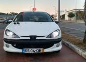 Peugeot 206 2 0 hdi comercial diesel car