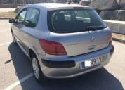 Peugeot 307 diesel car