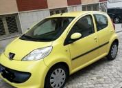 Peugeot 107 gasolina car