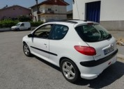 Peugeot 206 1 6 gti gasolina car