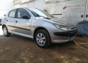 Peugeot 206 gasolina car