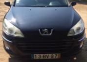 Peugeot 407 1 navteq diesel car