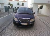 Lancia phedra 2 6v diesel car