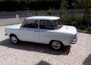 Vendo nsu prinz 4l de 1968 gasolina car
