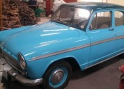 Vendo sinca aronde elysee 1960 gasolina car