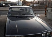 Triumph mkii saloon 1973 car