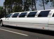 Limousine lincoln 11 metros gasolina car