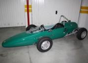 Carro de corrida de formula 4 tecno gasolina car