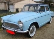 Simca de 1959 para restauro car